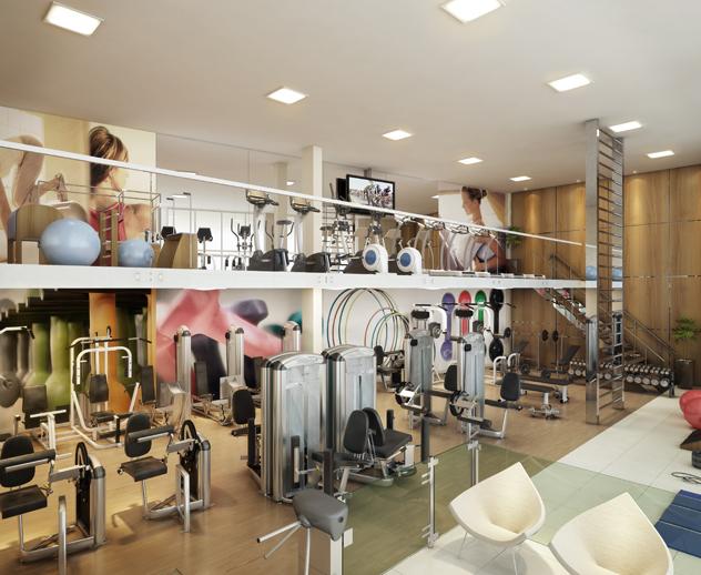 Campo Grande - fitness